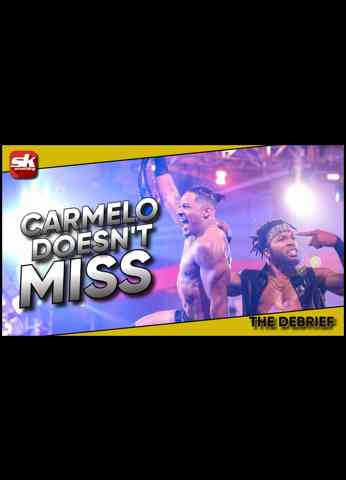 Carmelo Hayes pulls off the biggest heist in NXT history | The Debrief