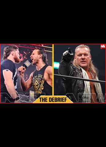 Chris Jericho reaches the 5th Labor & The Undisputed Finale is set for NXT Takeover 36   The Debrief