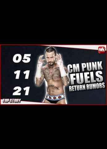 CM Punk fuels in-ring return rumors with a cryptic post   SK Wrestling Top Story