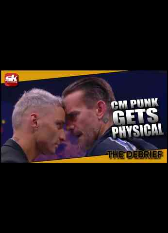 CM Punk gets physical on AEW Dynamite; WWE Hall of Famer betrays Paul Wight   The Debrief