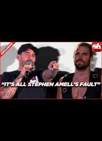 CM Punk reveals how Heels affected his AEW debut, inspirations behind his character