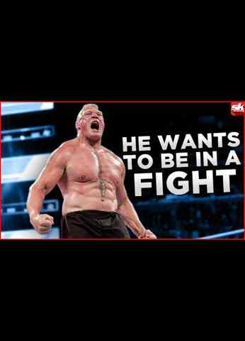 Current WWE title-holder reveals what he thinks of Brock Lesnar   WWE News Roundup