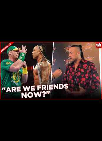 Damian Priest on teaming up with John Cena, SummerSlam match, plans for the WWE US title, and more