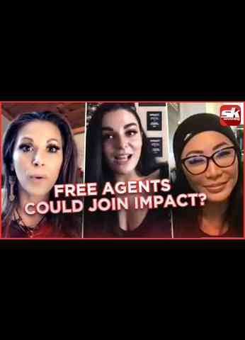 Deonna Purrazzo, Mickie James & Gail Kim on free agents showing up at Bound for Glory