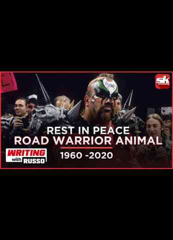 Dr. Chris Featherstone and Vince Russo pay tribute to Road Warrior Animal