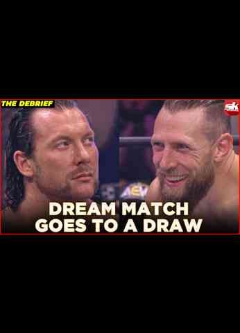 Dream Match on AEW Dynamite goes to a draw; NXT 2.0 delivers on week 2 | The Debrief