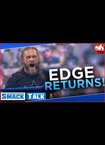 Dutch Mantell reacts to Edge's return, WWE releases, and more   WWE SmackDown Review   Smack Talk