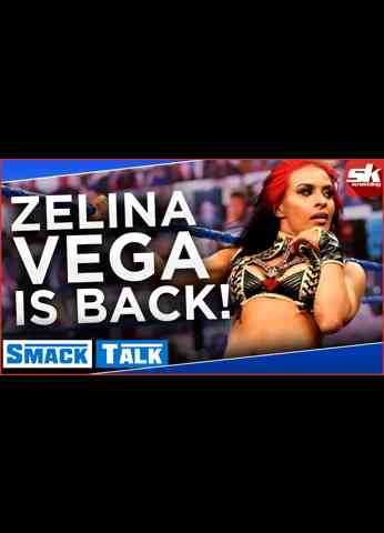 Dutch Mantell reacts to Zelina Vega's return, Last Man Standing match and more   Smack Talk