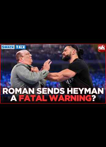 Dutch Mantell reviews SmackDown - Roman Reigns gives Paul Heyman a lethal warning; WWE Draft