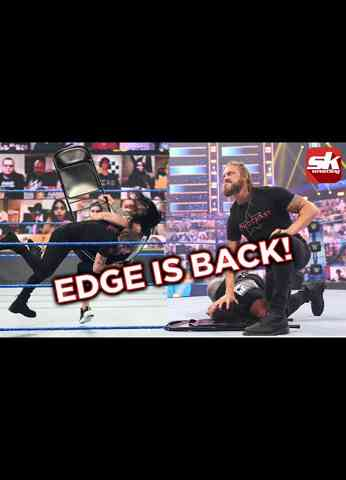 Edge returns; Why there were no women's MITB qualifiers?   Good, Bad, and Ugly of SmackDown