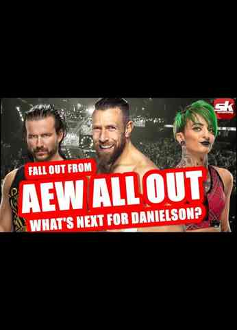 Fallout from AEW All Out: What's next for Bryan Danielson?   Sportskeeda Wrestling