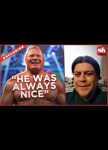 Former WWE manager Ricardo Rodriguez reveals why Brock Lesnar respects Alberto Del Rio & him