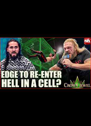 Hell in a Cell match for Edge; King of the Ring and Queen's Crown tournaments start   Smack Talk