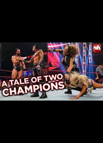 How can WWE book their two champions so differently?   WWE RAW Highlights