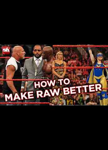 How WWE could improve RAW in five simple steps
