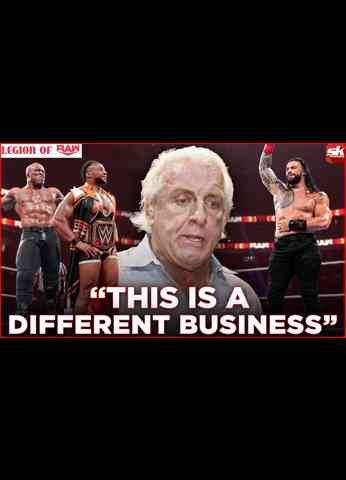 """Justin Credible addresses the """"Ric Flair controversy"""" LIVE 