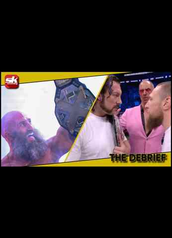Kenny Omega accepts Bryan Danielson's challenge - AEW Dynamite & WWE NXT Review   The Debrief
