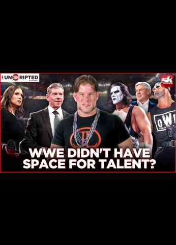 Lash LeRoux preferred the backstage environment in WCW to WWE