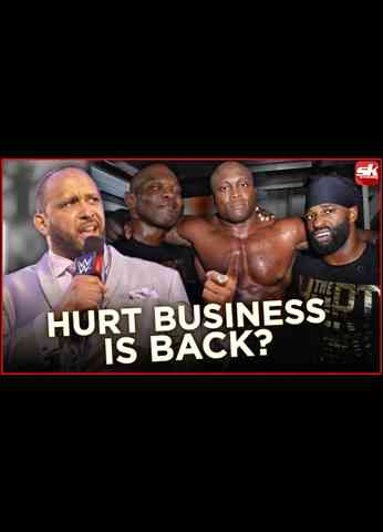 MVP reacts to the sudden reunion of The Hurt Business on RAW   WWE News Roundup