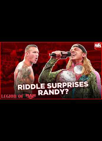 New champion challenges Bobby Lashley; Riddle surprises Randy Orton   WWE RAW Review   Legion of RAW