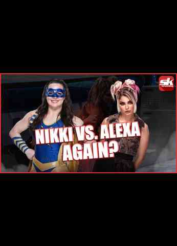 Nikki A.S.H opens up on working with Alexa Bliss #Shorts