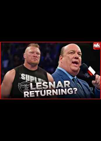 Paul Heyman comments on Brock Lesnar possibly returning to WWE   WWE News Roundup