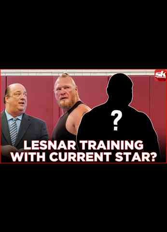 Paul Heyman says he arranged for Brock Lesnar to train with current WWE Superstar   WWE News Roundup