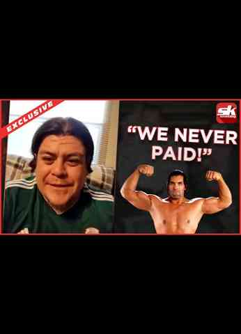 Ricardo Rodriguez reveals how popular WWE Hall of Famer The Great Khali is in India