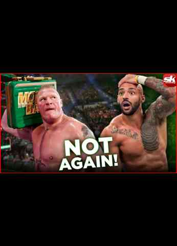 Ricochet teases another Brock Lesnar appearance at Money in the Bank   WWE News Roundup