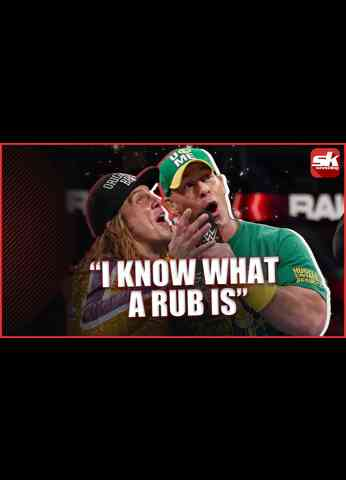 Riddle reveals how Randy Orton reacted to his WWE RAW segment with John Cena #Shorts