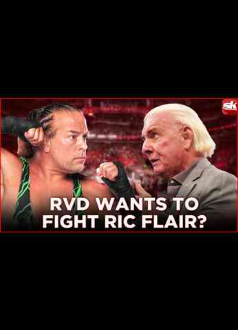 Rob Van Dam apparently challenges Ric Flair to a fight | WWE News Roundup
