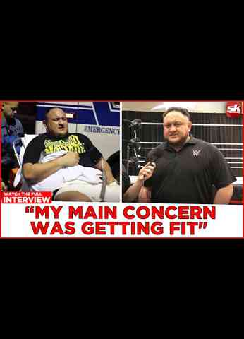 Samoa Joe talks about his injury, returning to WWE, NXT TakeOver 36, and more