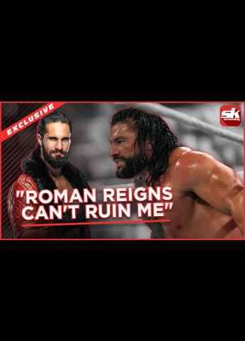 Seth Rollins reacts to John Cena's 'Dean Ambrose' comment on WWE SmackDown