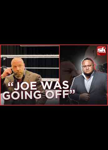 Triple H talks about Samoa Joe, his position in WWE, the shift in NXT's direction, and more