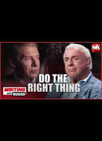 Vince Russo addresses the Ric Flair controversy and the Plane Ride from Hell