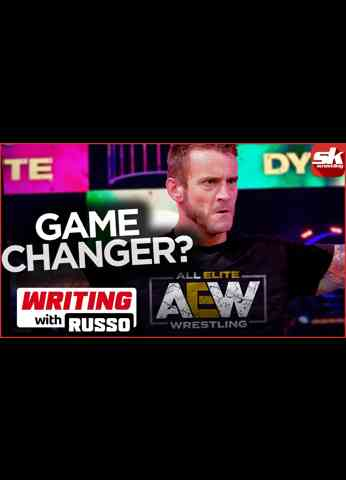 Vince Russo discusses whether CM Punk's return will be a game-changer for AEW