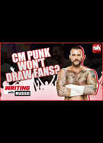 Vince Russo does not think CM Punk will draw casual fans to AEW