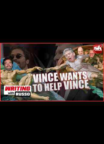 Vince Russo makes an offer to WWE Chairman Vince McMahon live on air