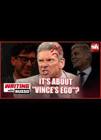Vince Russo on how AEW & Tony Khan could change Vince McMahon and WWE's approach