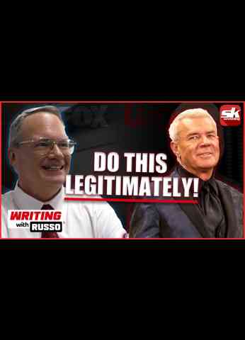 Vince Russo on how he'd have booked the WWE Draft w/ consultants like Jim Cornette & Eric Bischoff
