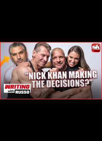 Vince Russo on how Nick Khan fits into the Vince McMahon & Triple H equation