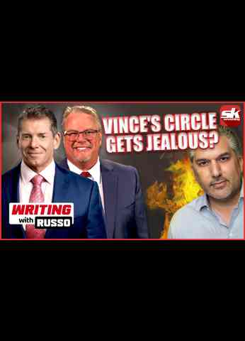 Vince Russo on how WWE President Nick Khan is different from others in Vince McMahon's inner circle