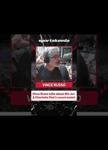 Vince Russo talks about Nia Jax and Charlotte Flair's shoot fight from RAW