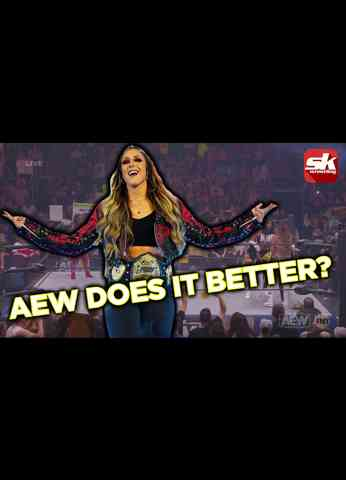What AEW told fans through their booking of Britt Baker on the debut episode of Rampage