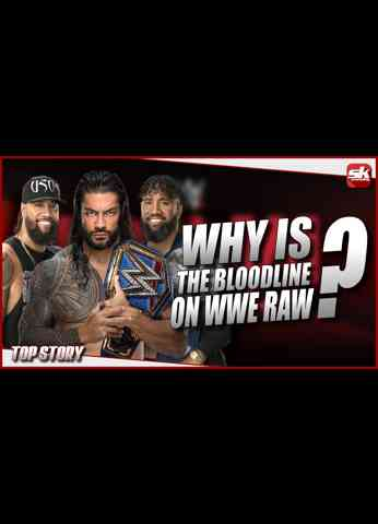 Why is The Bloodline on WWE RAW Tonight? | SK Wrestling Top Story