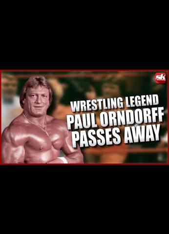 """Wrestling Legend Paul Orndorff """"Mr. Wonderful"""" Passes Away At The Age of 71   SK Wrestling Top Story"""