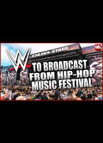 WWE Broadcasting From a Hip-Hop Music Festival; Jimmy Uso Update   Sk Wrestling Top Story