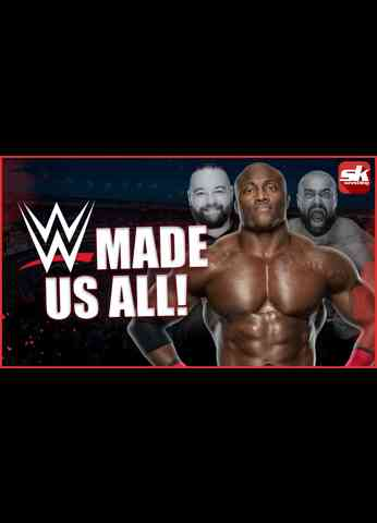 WWE Champion Bobby Lashley gives valuable advice to recently released wrestlers