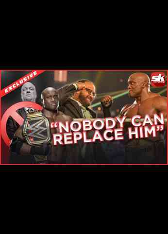 WWE Champion Bobby Lashley picks MVP over Paul Heyman as the perfect manager for him