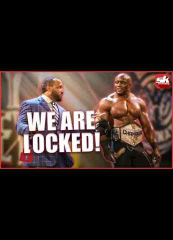 WWE Champion Bobby Lashley talks about his alliance with MVP